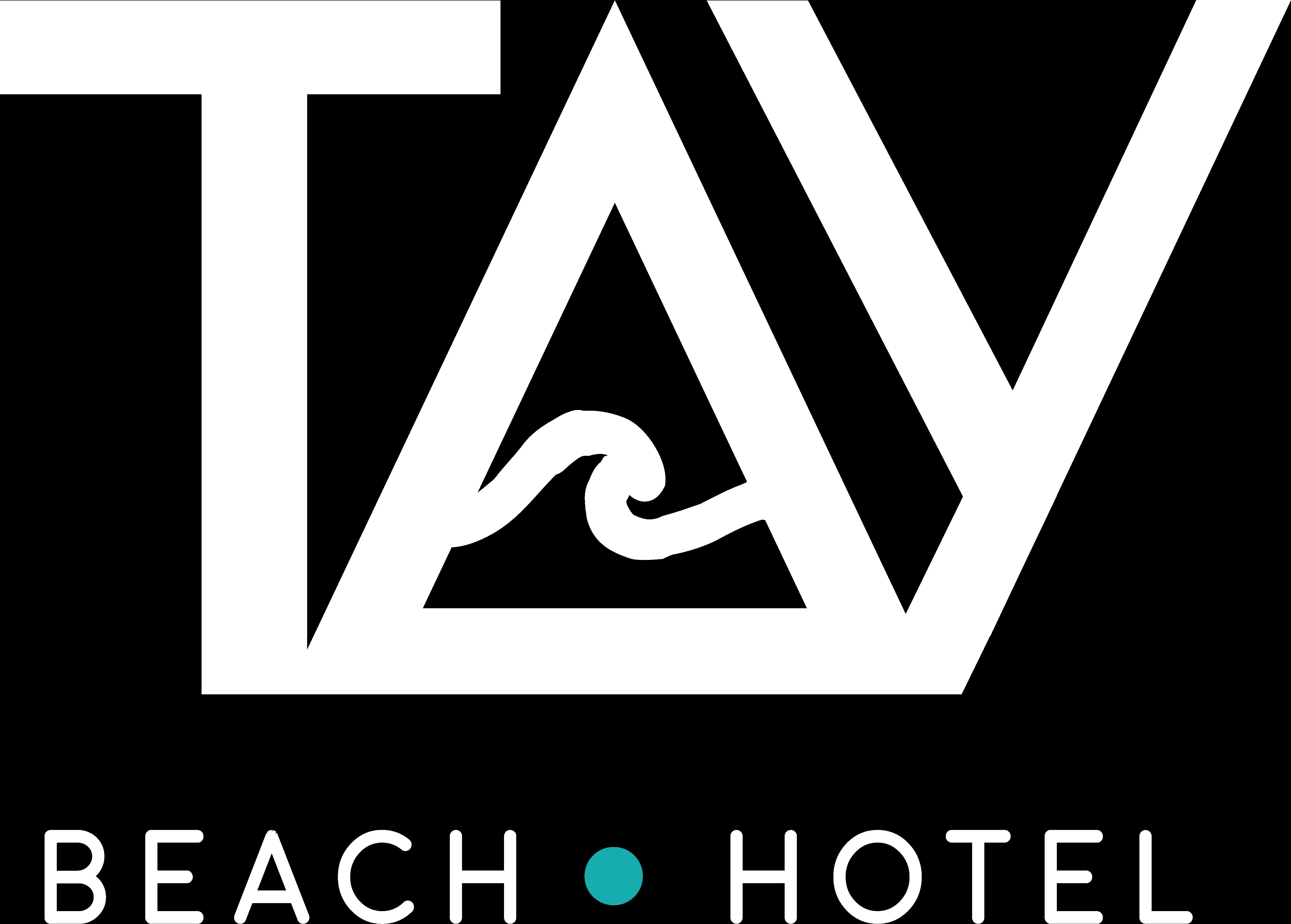 Tay Beach Logo